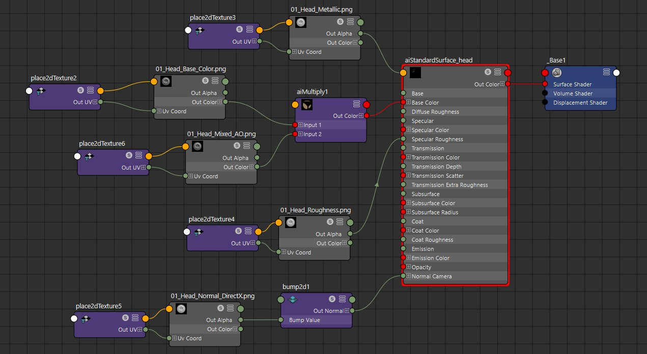 Substance guide to Rendering in Arnold for Maya